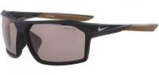 Men's Sunglasses: Nike Traverse Matte Black Sport w/ Nike Course Lens