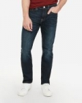 Express: $15 Clearance Sale: Women's Pleated Trapeze Dress Men's Stretch Jeans