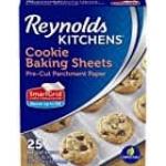 22-Count Reynolds Kitchens Pop-Up Parchment Paper Sheets (12″ x 16″)