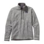 Patagonia Men's Better Sweater 1/4-Zip Fleece (Stonewash)