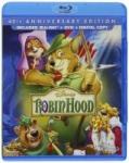 Robin Hood: 40th Anniversary Edition (Blu-ray + DVD + Digital)
