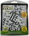 40-Count Champ Zarma FLYtee My Hite 6-Prong Golf Tee Combo Pack