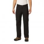 Columbia Men's Silver Ridge II Stretch Convertible Pants (Black)