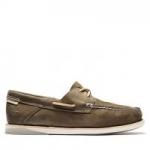 Timberland Men's Atlantis Break Leather Boat Shoes