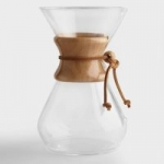 Chemex 8-Cup Glass Coffeemaker