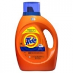 92oz Tide HE Liquid Laundry Detergent (Original Scent or Free & Gentle)