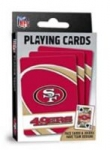MasterPieces NFL Team Playing Cards: 49ers Saints Packers & More