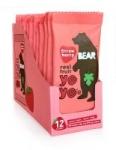 12-Count 0.7oz Bear Real Fruit Yoyos 100% Fruit Rolls (Strawberry)