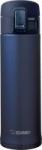 16-Oz Zojirushi Stainless Steel Mug (Black or Smokey Blue)