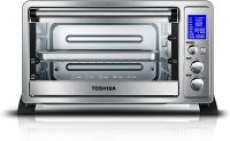 Toshiba 1500W Digital Convection Toaster Oven