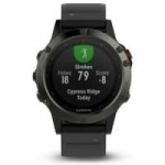 Garmin fenix 5 Multisport GPS Watch (Refurbished Slate Grey)