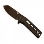 Slinger D2 Steel Flipper Knife (various colors)