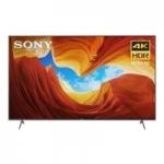 Sony X900H Series 4K LED TVs (65″ to 85″ TVs; 2020) + $75-$100 Dell eGC