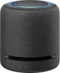 Echo Studio Smart Speaker + Echo Show 5 Smart Display + Philips Hue White Bulb