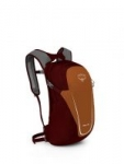 Osprey Daylite Backpack (Magma Orange Real Red)