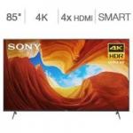 Costco Members: 85″ Sony XBR85X90CH 4K UHD LED TV