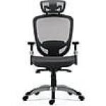 Staples Hyken Mesh Task Chair Charcoal Gray (53293) + Fillers $160