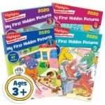 Highlights Hidden Pictures: 4-Book Sets (2020 Edition)