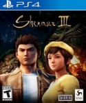 Shenmue III w/ Scanavo Steelbook Case (PS4)
