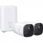 eufy Security 1080p eufyCam 2 Wireless 2-Camera 16GB Home Security System