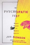 The Psychopath Test: A Journey Through the Madness Industry (Kindle eBook)
