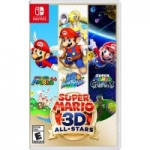 Super Mario 3D All-Stars – Nintendo Switch Available for preorder. $59.99