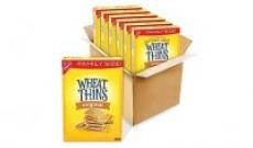 6-Pack 16oz Wheat Thins Whole Grain Wheat Crackers (Original)