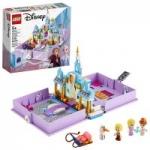 LEGO Disney Storybook Adventures Building Kit: Frozen: Elsa & Ana