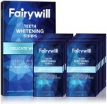 28-Pack Fairywill Teeth Whitening Strips for Sensitive Teeth