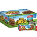 48-Ct Quaker Chewy Dipps Chocolate Covered Granola Bars (Variety Pack)
