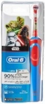 Oral-B Kids Star Wars Battery Powered Electric Toothbrush w/ Extra Soft Bristles