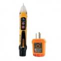 Klein Electrical Tools: 2-Piece Klein Tools Non-Contact Voltage Tester/GFCI Set