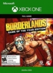Borderlands: Game of the Year Edition (Xbox One Digital Code)