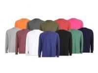 Prime Members: 6-Pk Fruit of the Loom Men's Long Sleeve Tees (Assorted Colors)