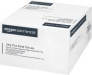 80-Count AmazonCommercial Ultra Plus Toilet Paper (2-Ply/400-Sheets/Roll)