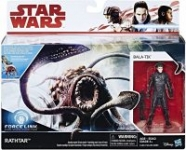 Star Wars Force Link Figures: Rathtar & Bala-TIK