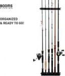 Vertical 6-Rod Fishing Pole Holder $8.95