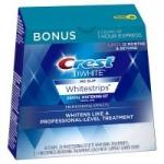 Select Amazon Accounts: 22-Treatment Crest 3D White Pro Effects Whitestrips Kit