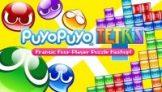 Nintendo Switch Digital Games: Sonic Mania $10 Puyo Puyo Tetris