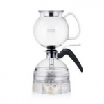 Bodum: Bistro Burr Coffee Grinder $59.50 8-Cup ePebo Siphon Coffee Maker