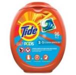 96-Count Tide PODS HE Laundry Detergent Liquid Pacs (Clean Breeze)