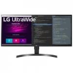 34″ LG 34WN750-B 3440×1440 QHD 75Hz UltraWide HDR10 IPS FreeSync Monitor