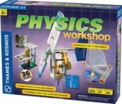 305-Piece Thames & Kosmos Physics Workshop Experiment Kit