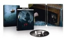 It (2017) Best Buy Exclusive Steelbook (4K UHD + Blu-ray + Digital)