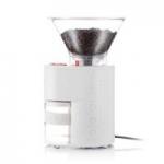 Bodum Bistro Premium Burr Coffee Grinder (White)