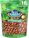 16oz Blue Diamond Almonds (Bold Wasabi & Soy Sauce)