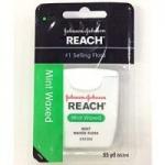Reach Waxed Mint Dental Floss (55-Yards)