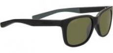 Serengeti Polarized Sunglasses: Egeo Photochromic Soft Square