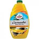 48oz. Turtle Wax Car Wash & Wax: ICE Premium $5.20 Carnauba Tropical