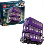 403-Piece Harry Potter and The Prisoner of Azkaban Knight Bus Building Set